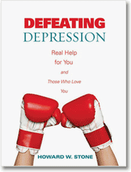 Defeating Depression book cover
