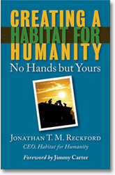 Creating a Habitat for Humanity book cover
